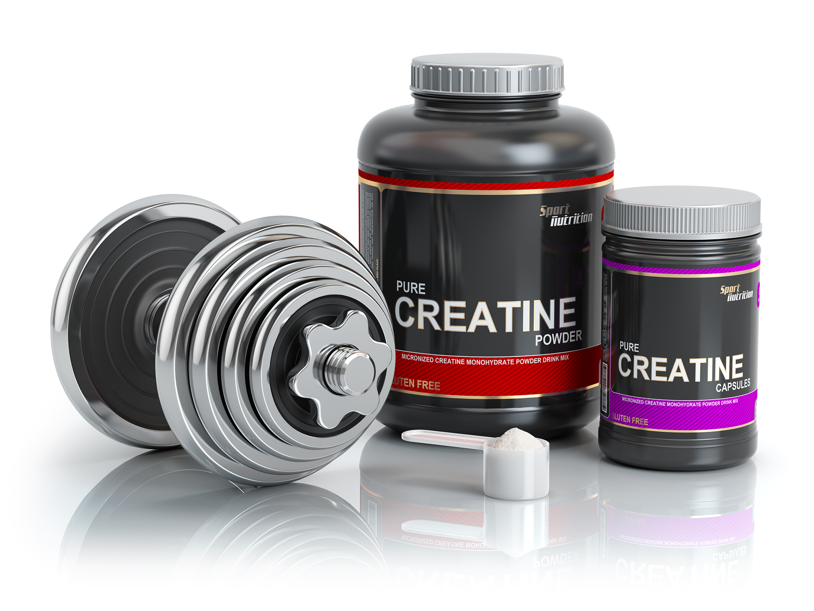 Creatine effects benefits safety