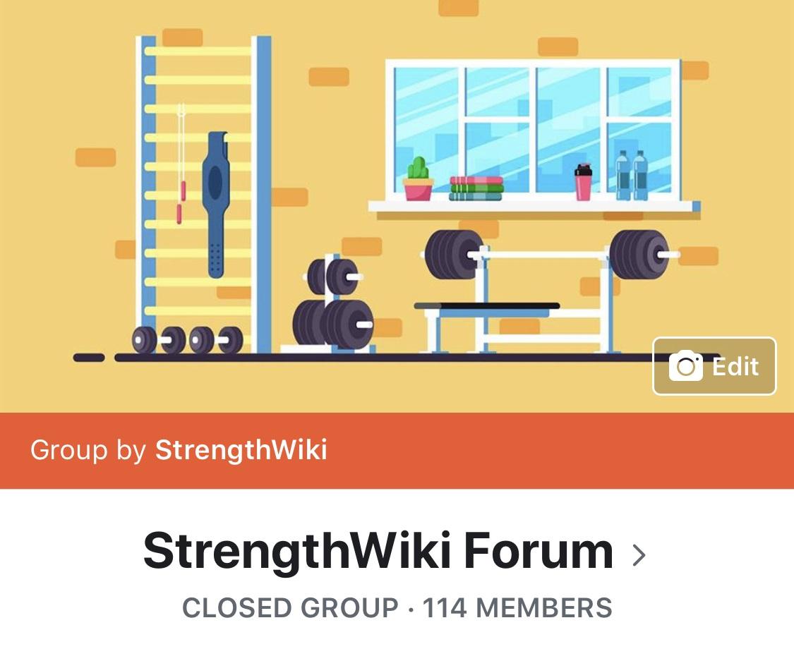 StrengthWiki Forum